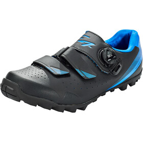 Shimano SH-ME400 Zapatillas, black/blue